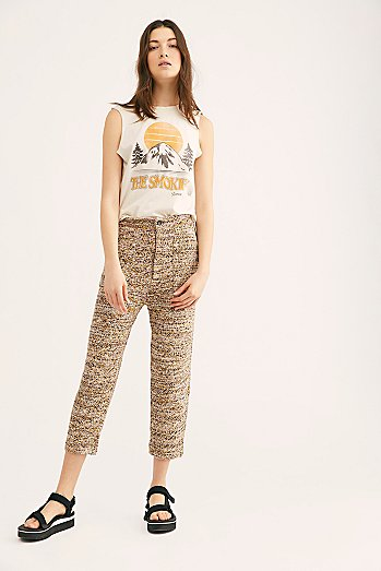 Cozy Knit Trouser