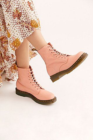 Dr. Martens 1460 Pascal Lace Up Boot by Free People