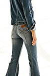 Thumbnail View 5: Wrangler Seamed Flare Jeans