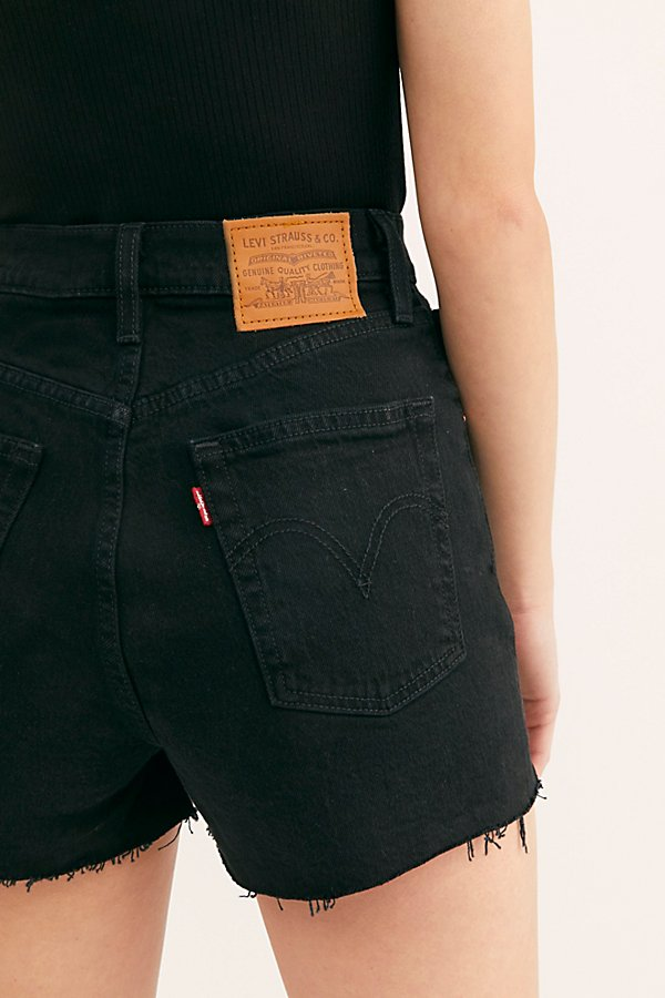 Slide View 3: Levi's Rib Cage Shorts