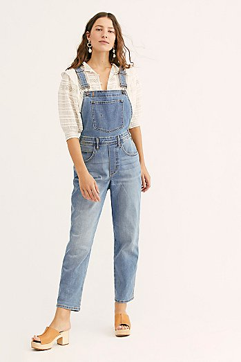 Wrangler Heritage Dungarees