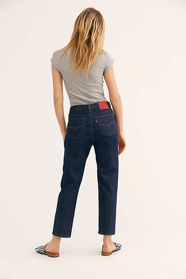 Slide View 2: Levi's LEJ Slouch Taper Jeans