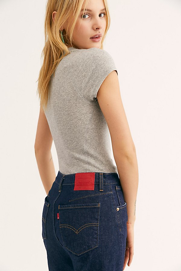 Slide View 3: Levi's LEJ Slouch Taper Jeans