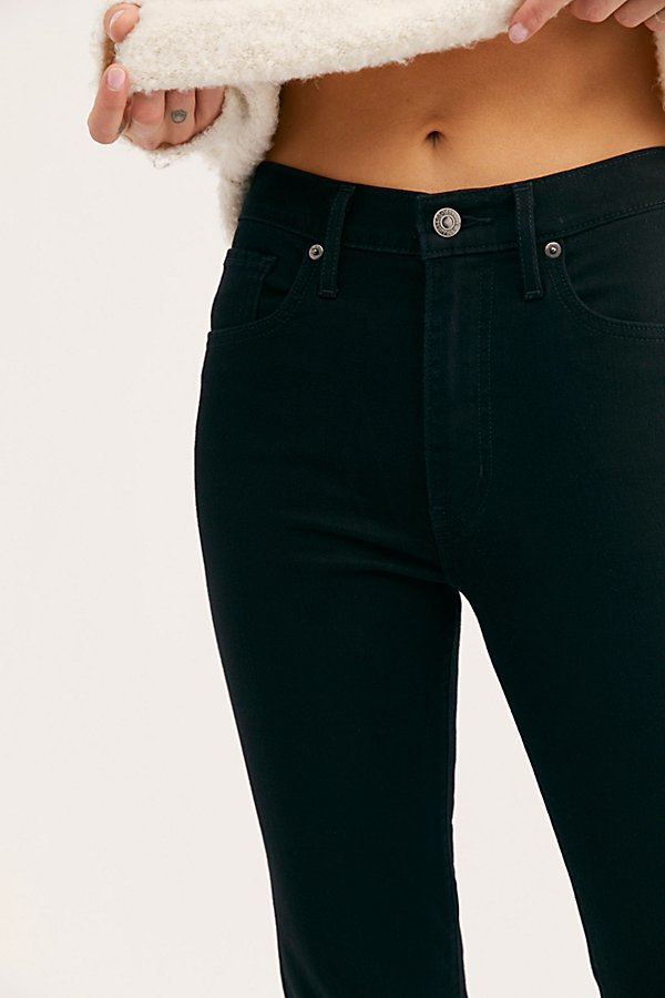 Slide View 3: Levi's Mile High Crop Flare Jeans