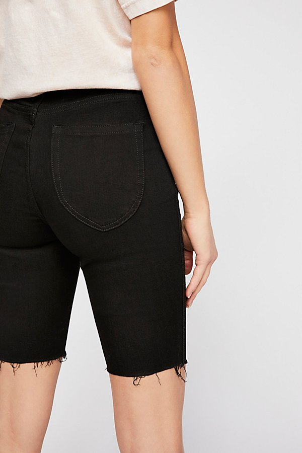 Slide View 4: So Chic Biker Shorts