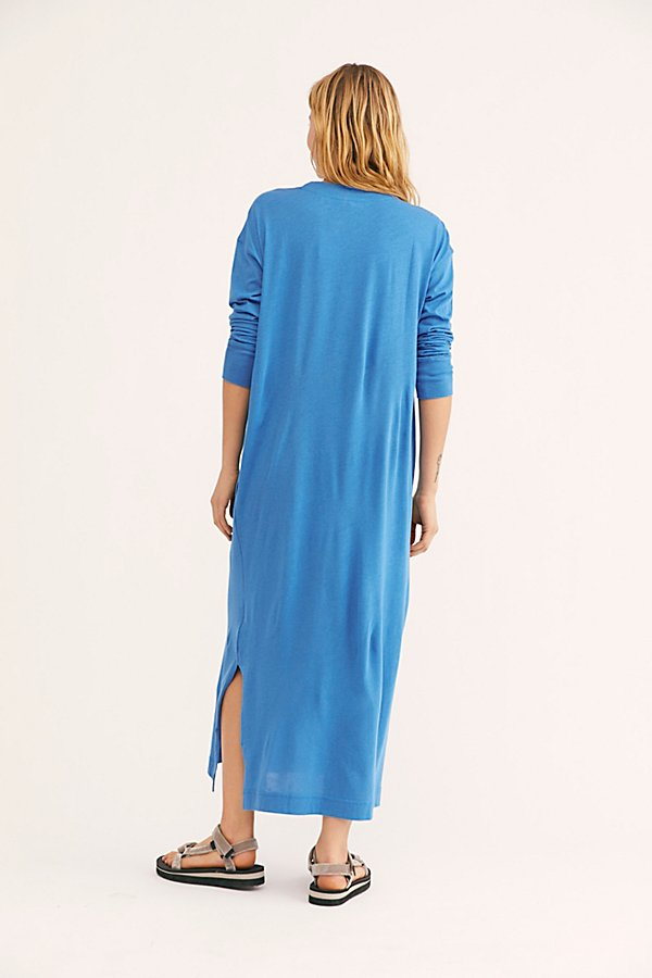 Slide View 2: Day Off T-Shirt Midi Dress