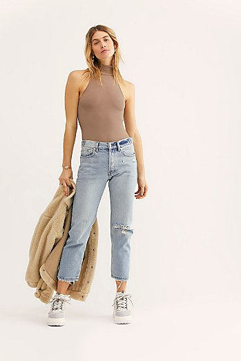 Low Sung Boyfriend Jeans
