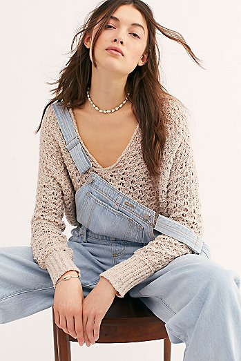 Best Of You V-Neck Sweater