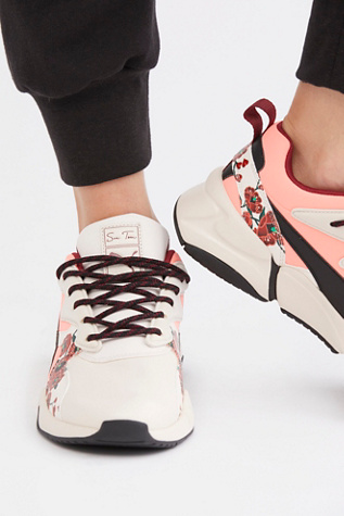 Sue Tsai Nova Cherry Bomb Trainer by Puma