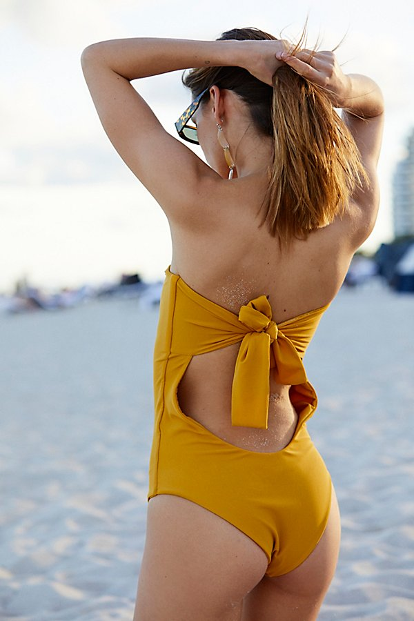 Slide View 4: Bella One-Piece Swimsuit