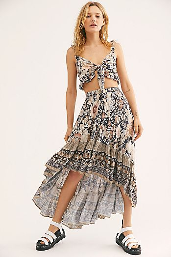 a83310d77e2 Crop Top and Skirt Sets   More