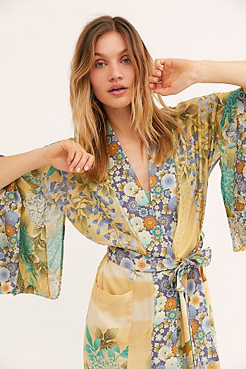 Willow Maxi Robe
