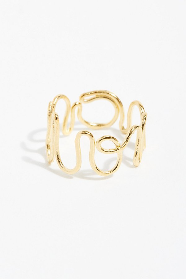 Slide View 2: Delicate Word Ring