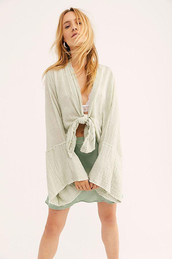 FP One Azalea Kimono (With images) | Kimono fashion