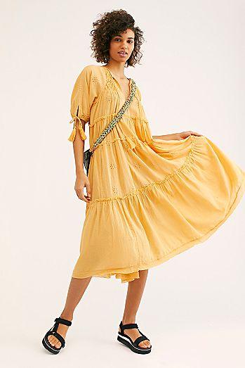 a35d42694ca70 Celestial Skies Midi Dress