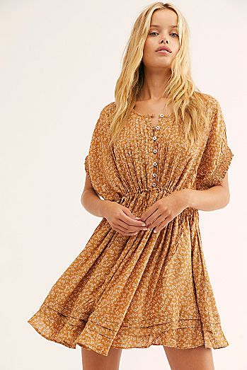 cbab0fe577 Shop Floral Dresses & Printed Dresses | Free People