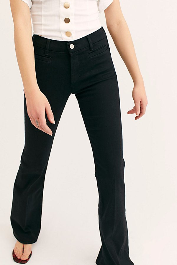 Slide View 3: M.i.h Marrakesh Flare Jeans
