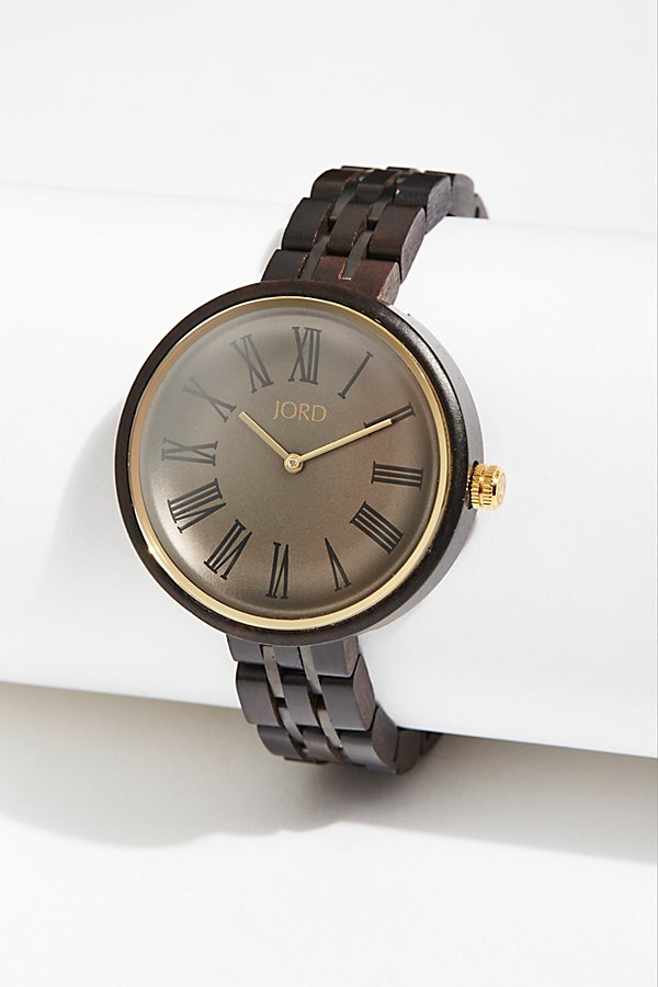 Slide View 1: Cassia Wood Watch