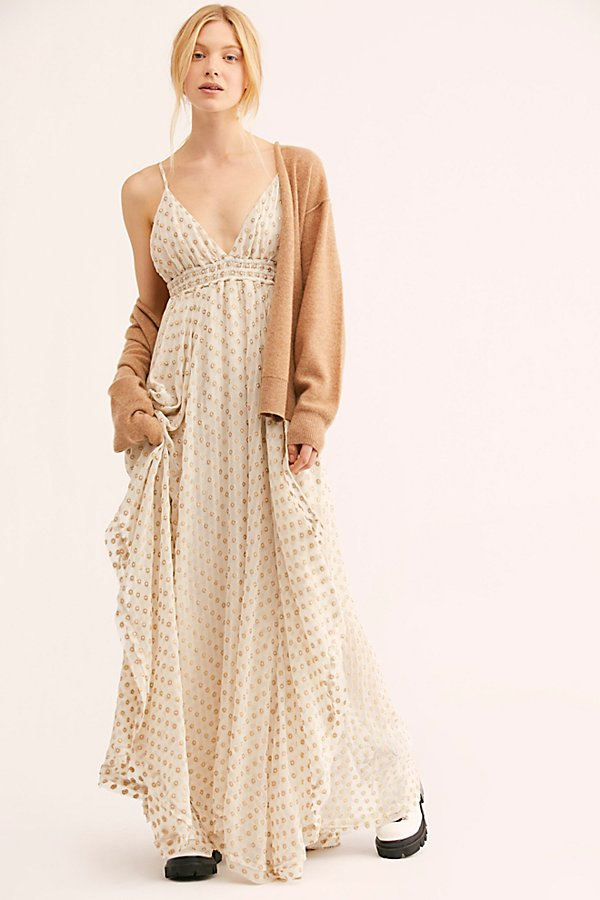 Slide View 1: Meredith Maxi Dress