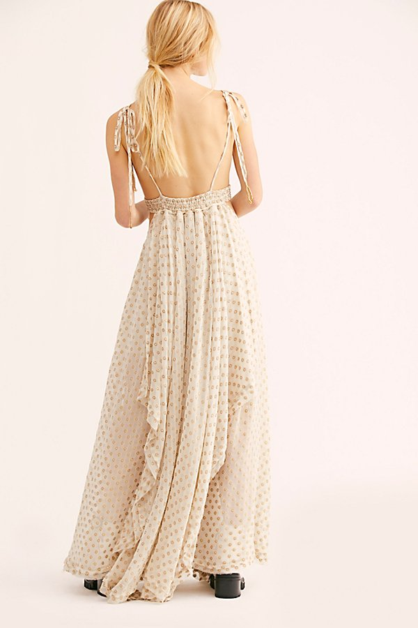 Slide View 3: Meredith Maxi Dress