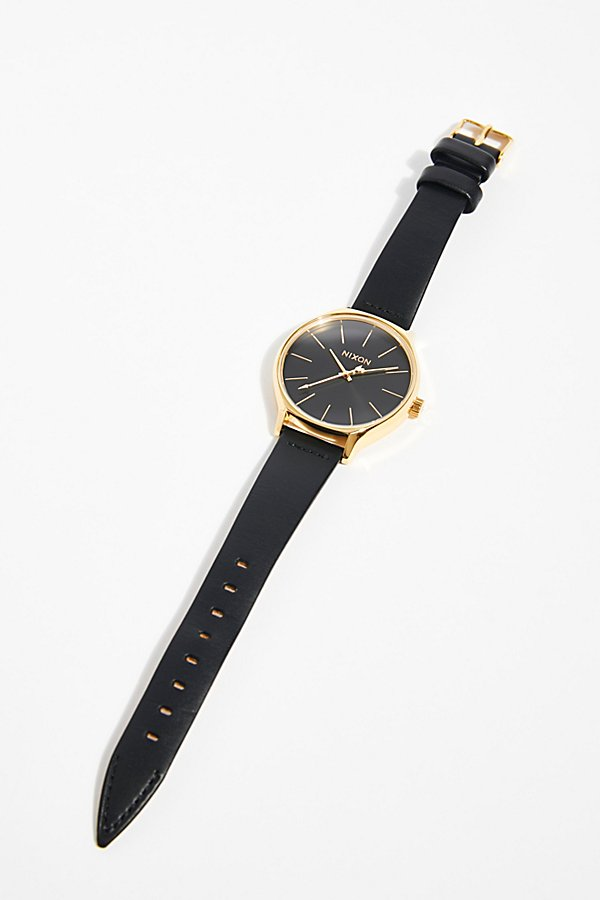 Slide View 1: The Clique Leather Watch