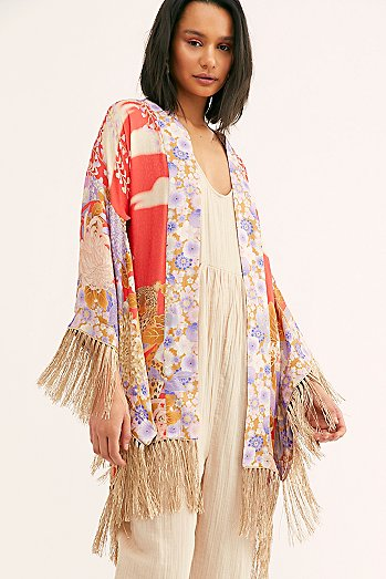 Willow Short Robe