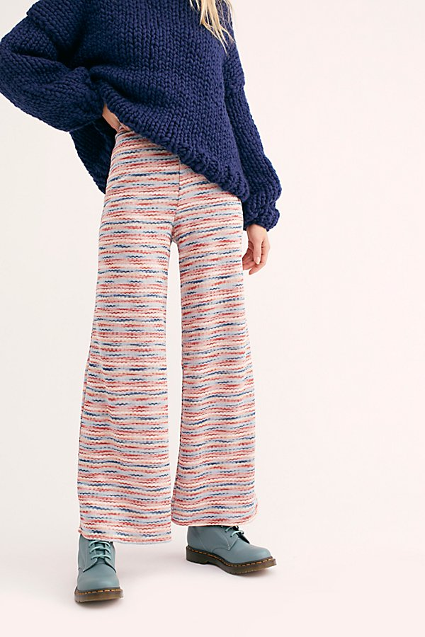 Slide View 3: Secret Beach Flare Trousers