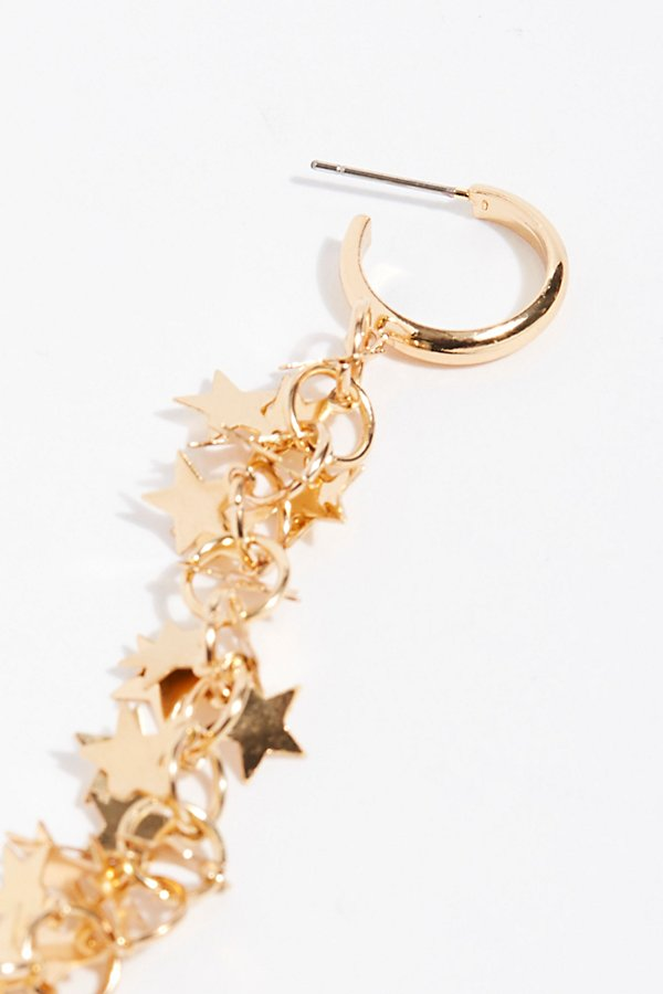 Slide View 3: My Luckiest Star Single Earring
