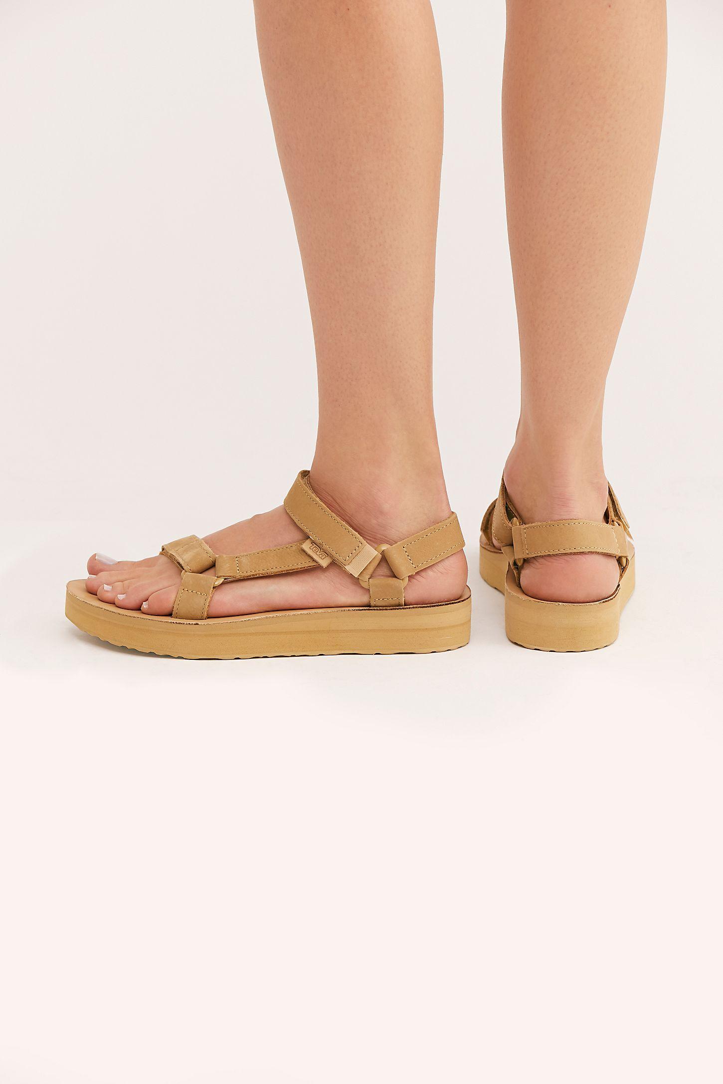 4585f58a8 teva Teva Midform Universal Leather Sandal