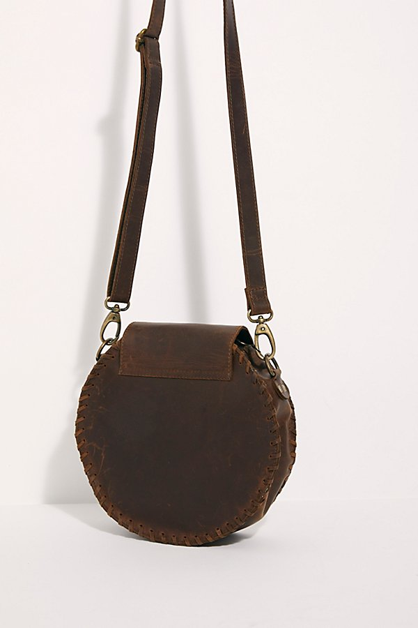 Slide View 4: Oak Street Saddle Bag