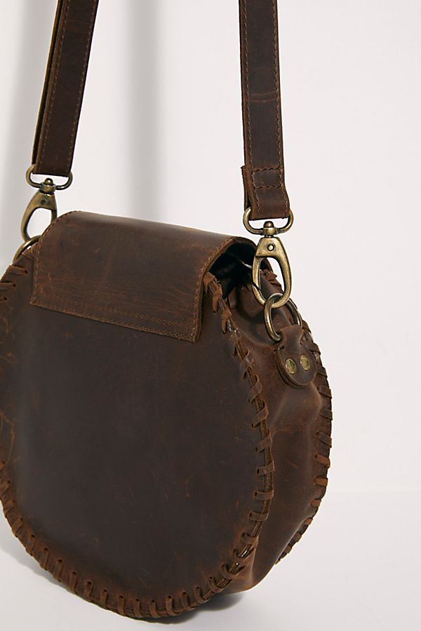 Slide View 5: Oak Street Saddle Bag