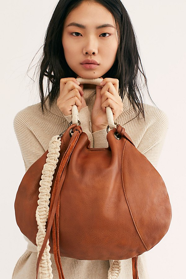 Slide View 1: Aveline Modern Hobo Bag
