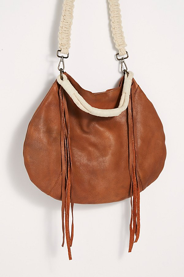 Slide View 3: Aveline Modern Hobo Bag