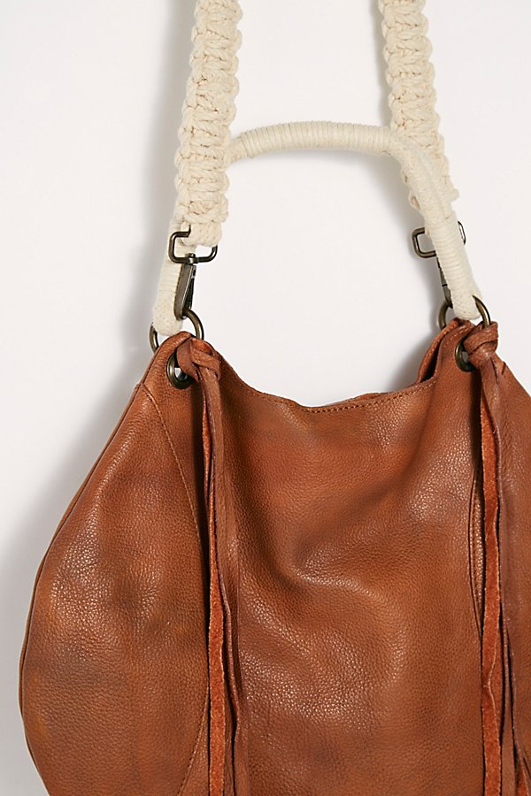 Slide View 4: Aveline Modern Hobo Bag
