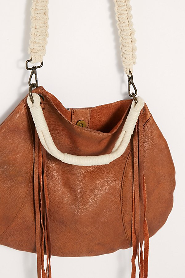 Slide View 6: Aveline Modern Hobo Bag