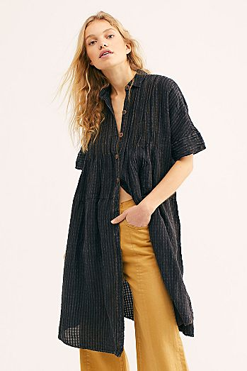 ba2ef0736f We The Free Live For Today Maxi Buttondown