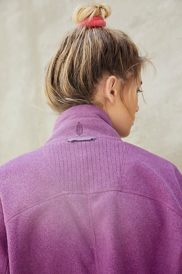 Slide View 5: Sierra Fleece Jacket