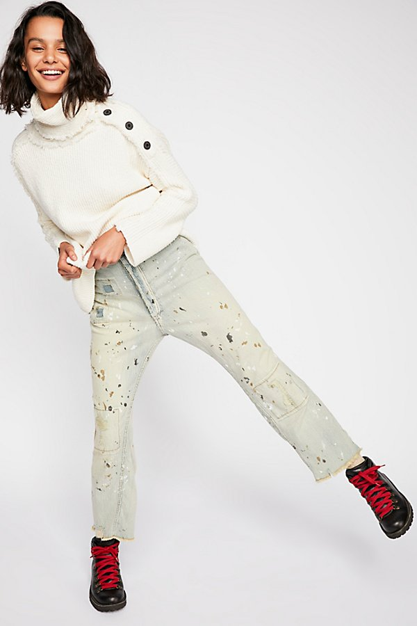 Slide View 1: Magnolia Pearl Miner Denim Pants