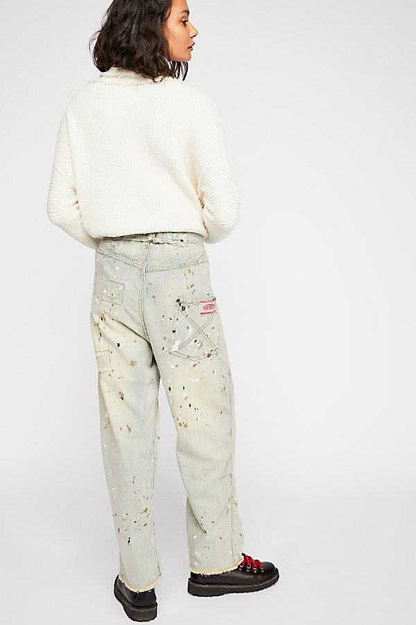 Slide View 2: Magnolia Pearl Miner Denim Pants