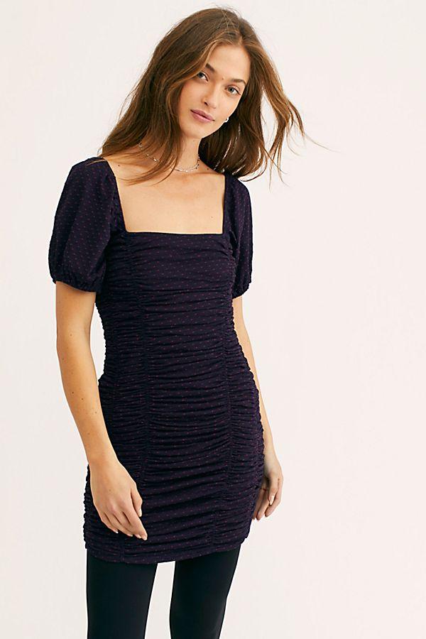 e6b9b8e794b00 She's In Parties Bodycon Dress