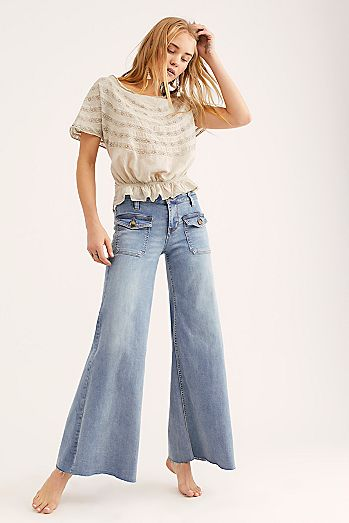 bc49145f0bf7 Womens Flare Jeans   Bell Bottom Jeans