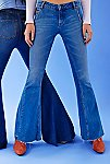 Thumbnail View 6: Palisades Low-Rise Bell Bottom Jeans