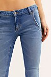 Thumbnail View 4: Palisades Low-Rise Bell Bottom Jeans