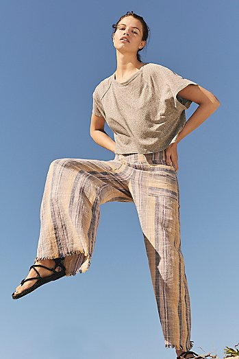 Moonlight Pull-On Trousers