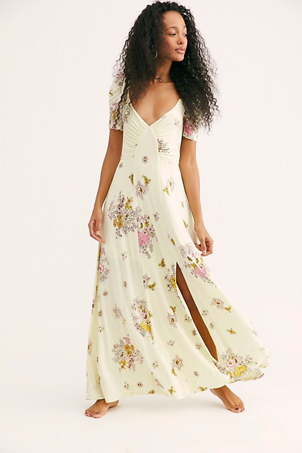 Slide View 1: Sweet Moment In Time Knit Maxi Dress