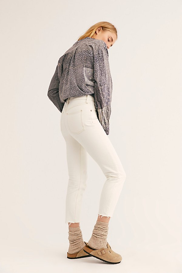 Slide View 2: Blossom Rigid Skinny Jeans
