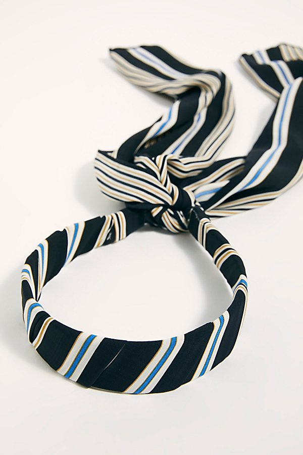Slide View 2: Resort Stripe Headband