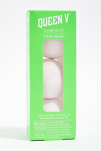 Queen V Bombshell Bath Bombs