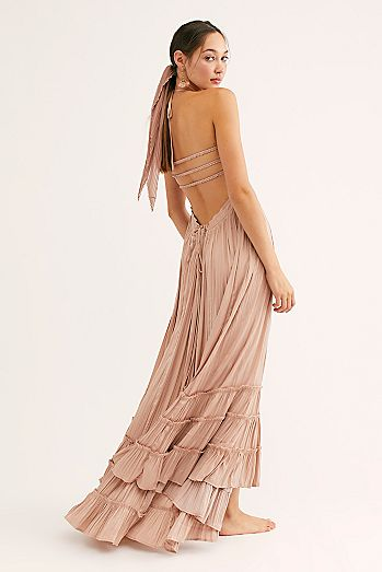 0cc897ca Maxi Dresses: White, Black, Lace & More | Free People