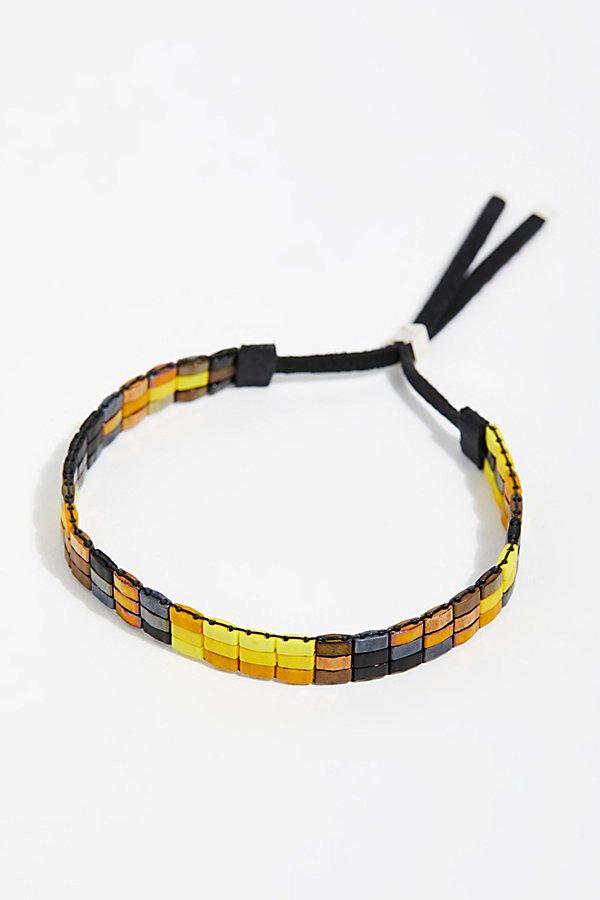 Slide View 1: Handwoven Dreams Bracelet